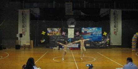 Децата на Май Чойз първи на домашния си турнир