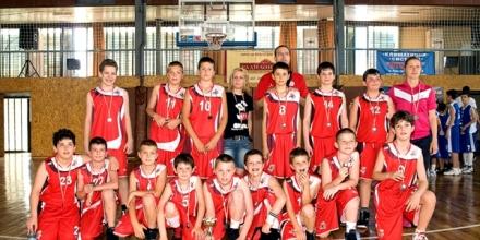 БК Шампион 2006 набира деца за школата си
