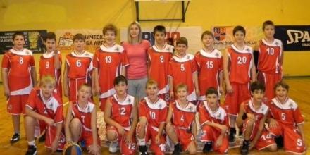 БК Шампион 2006 прави отбори и за момичета