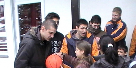 Овергаз стана приятел на SOS Детско селище