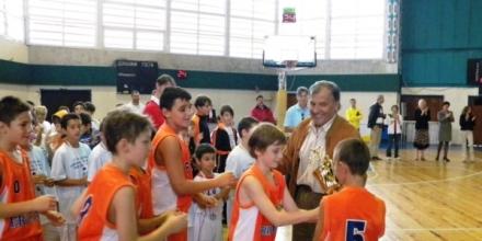 Македонски деца с първия трофей