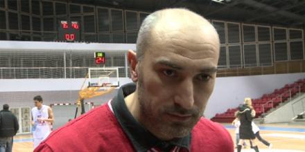 Любо Минчев води юношите на Балкански игри