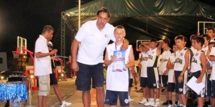 Димитър Чакъров MVP на кампа в Златибор