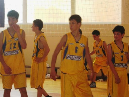Баскетболистите – спортната гордост на Златоград