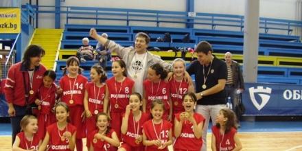 Асеновец и БУБА шампиони при 10-годишните