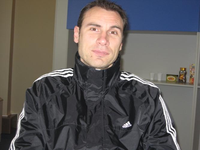 Ивайло Равуцов: Целта ни в Левски е да създадем таланти