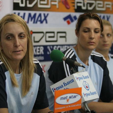 Тина Димитрова: Спортът е магия