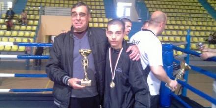 Боксьори от 14 клуба с титли от Благоевград