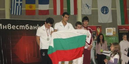 Потвърдено – Бурнев печели Европейската купа