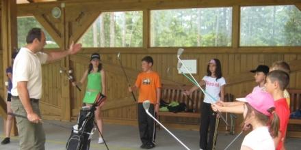 Градско първенство по голф за деца