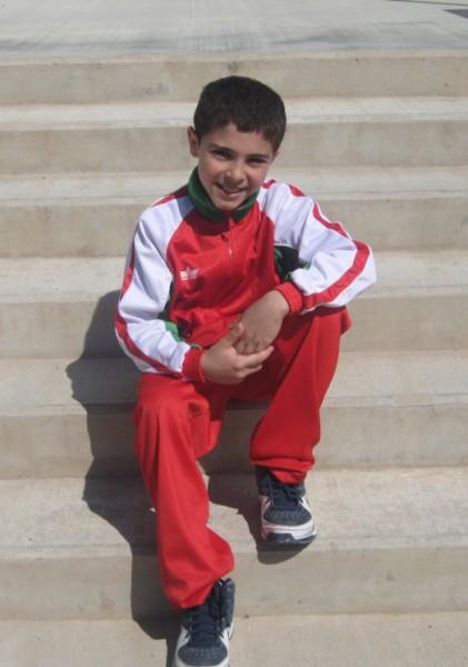 Американец избра България заради гимнастиката на сина си