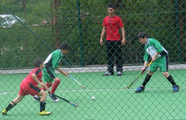 България недостижима в хокея на трева на Балканите