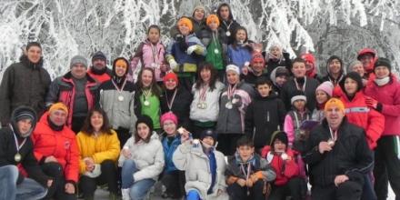 Габровският Узана с 47 медала при подрастващите