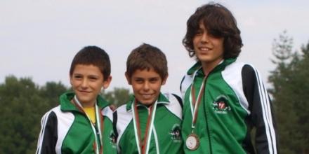 Ориентировачите на Узана с 32 медала от държавното