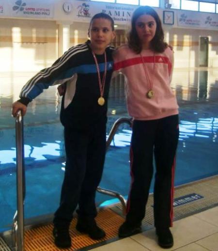Антъни Иванов – момчето с рекордите в басейна