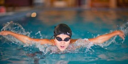 11-годишна обявена за вундеркинд в плуването
