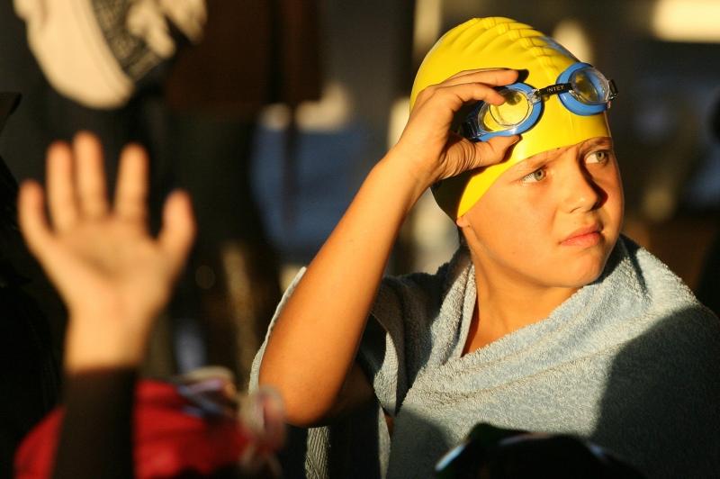 Плуването замества тренировките с ред спортни уреди