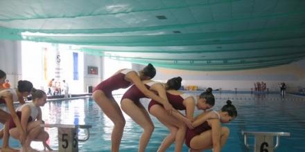 НСА начело на отборното по синхронно плуване