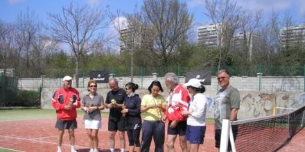 Архитекти от Варна определиха най-добрите тенисисти