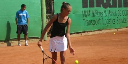 Радина Димитрова с втора титла у дома
