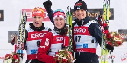 Младите ни ски-бегачи извън Топ 60 в Естония
