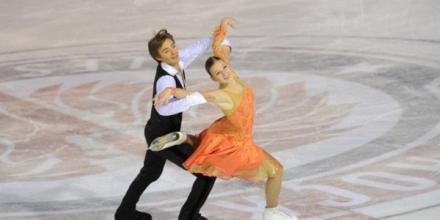 Танцовата ни двойка отпадна от световното