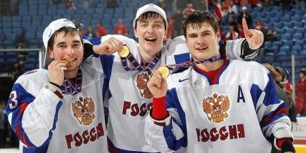 Руските младежи станаха световни шампиони на хокей