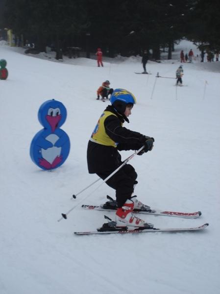 На ски в града? Може и то в София!