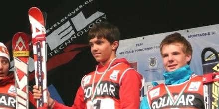 Алберт Попов трети на състезание в Австрия