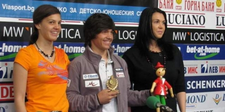 Алберт Попов  спечели анкетата ни за април