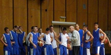 Баскетболният Левски с партньори в Габрово