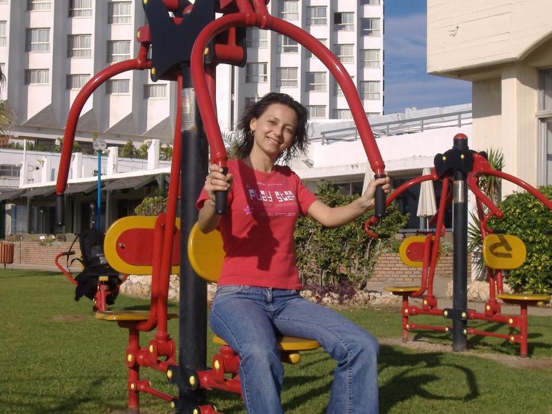 Фитнес на открито - безплатно, удобно и приятно