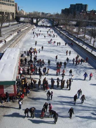 Лед и жега на най-големите пързалки в света