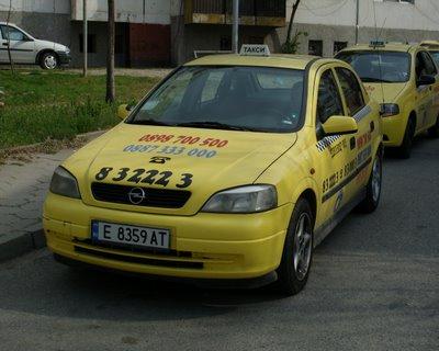 Таксиджия издържа тенис пепеляшки