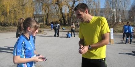 Дяксова и Доганов най-добри в мобил-О