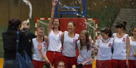 Девойките на НАГ шампионки по баскетбол