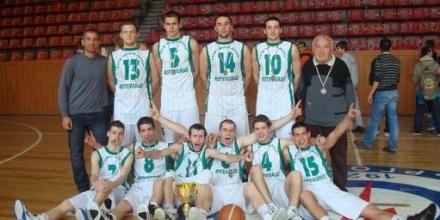 Ботевградчани с титла от Ученическите игри