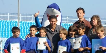 """Учениците от """"Димчо Дебелянов"""" първи в """"Ние сме акули"""""""