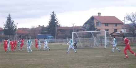 Юлиан Ненов спаси точката за ЦСКА