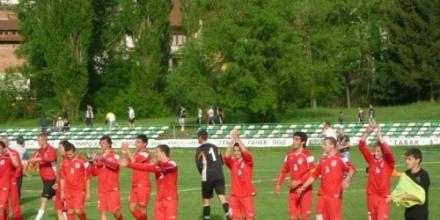 Чавдар (Етрополе)  влезе в Шампионската лига