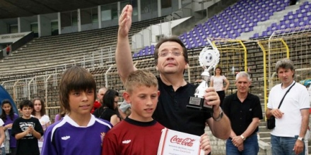 Етър 1924 спечели купа Coca-Cola в Търново