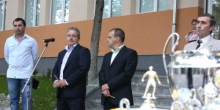 Младите футболисти на Литекс с ново общежитие