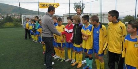 Подготвителната на ФК София спечели турнир в Лозен