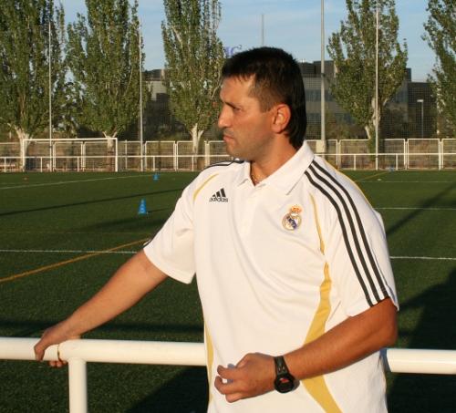 Сашо Дюлгеров, българинът в Кралския клуб