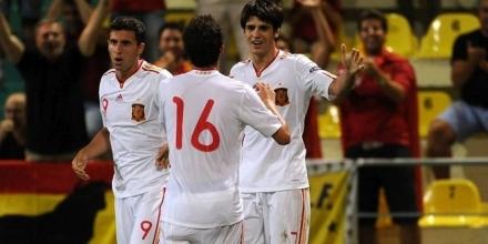 Испания разгроми Сърбия на Евро (U19)