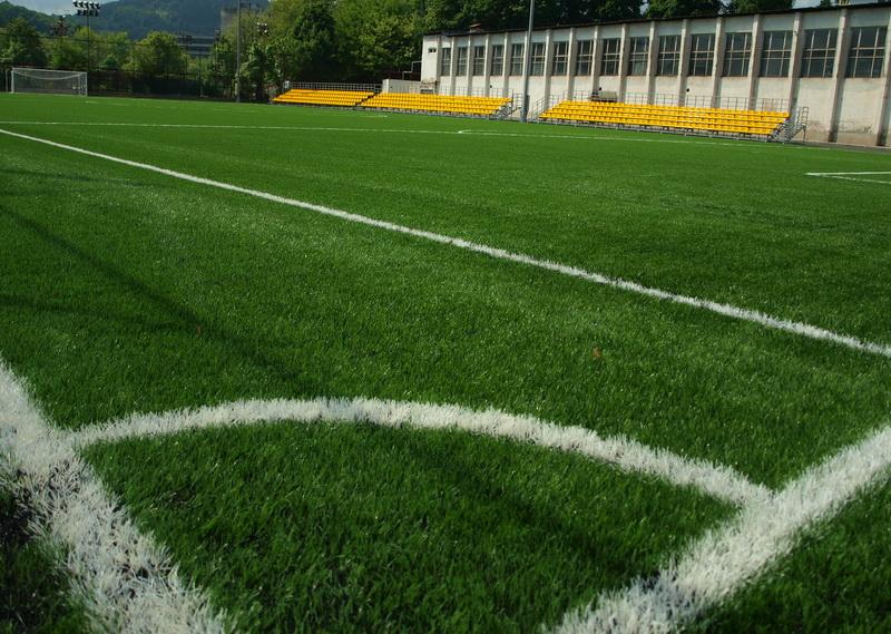 Вече и Габрово има голям терен с изкуствена трева
