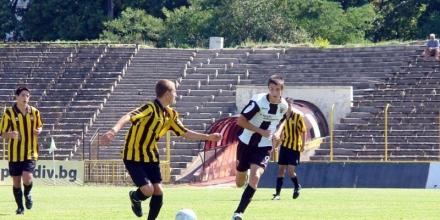 U17: Ботев взе дербито на Пловдив с 2:0