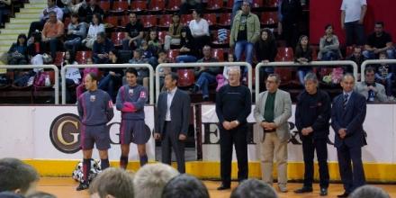 Футболни легенди откриха 10-ия турнир на Лъвчетата
