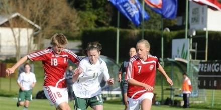 Девойките с две поражения в Полша