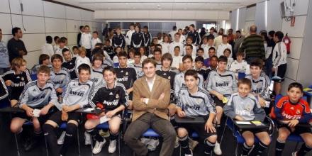 Първият българин в Реал (Мадрид)